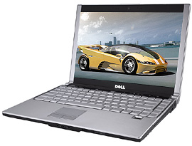 ноутбук Dell XPS M1530 Red